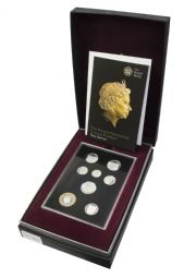 2015 Fourth Circulating Portrait Silver Proof Set